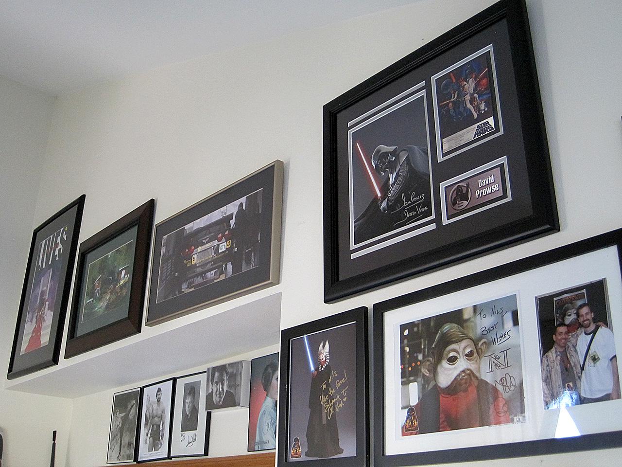 Autographs, Art