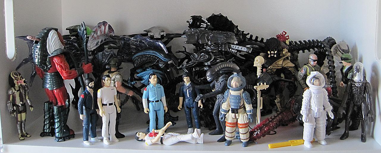 Aliens Action Figures