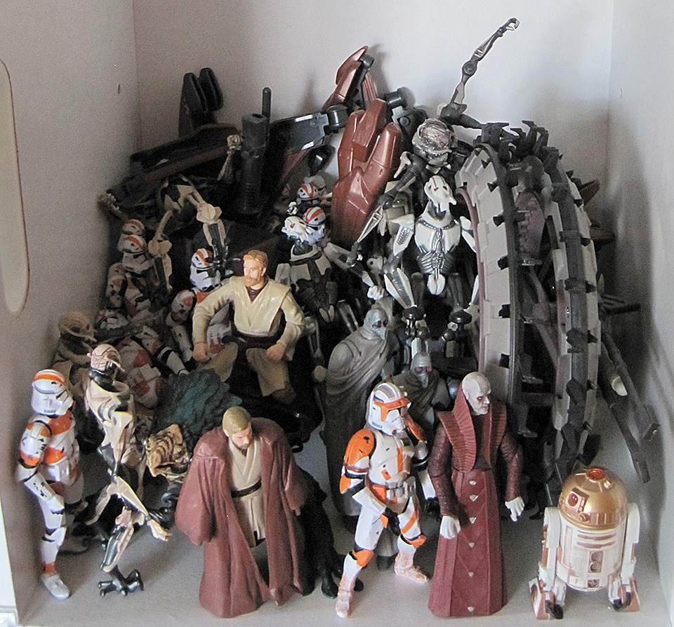 Star Wars Utapau Action Figures