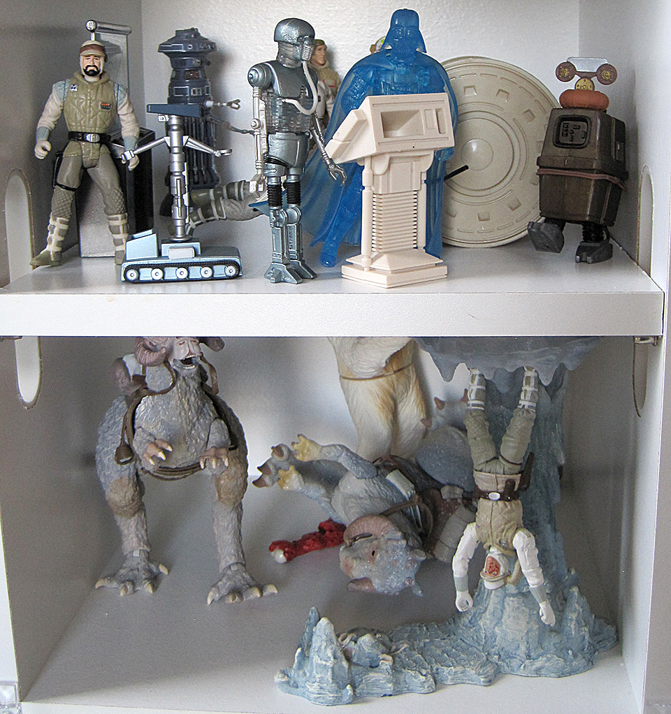 Star Wars Hoth Action Figures