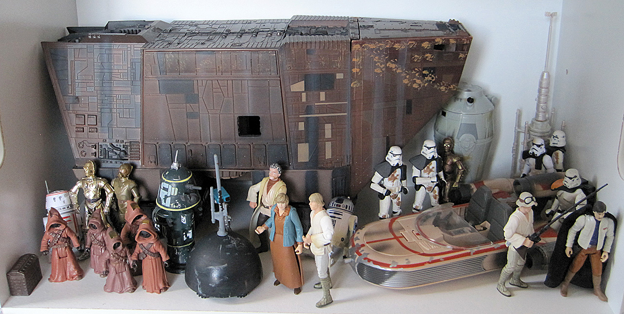 Star Wars Tatooine Action Figures