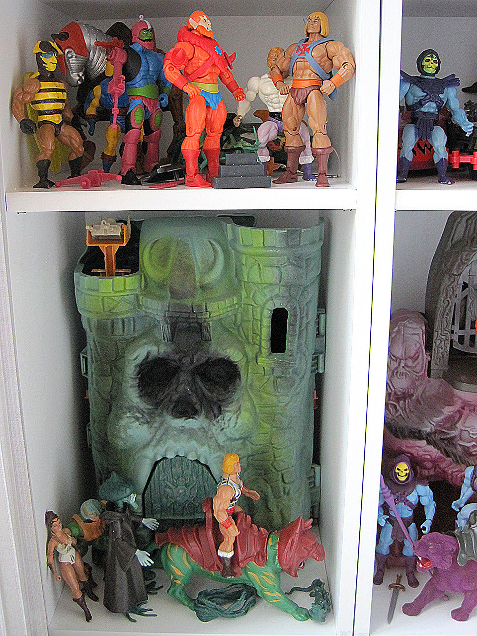 He-Man and the Masters of the Universe Action Figures Toys